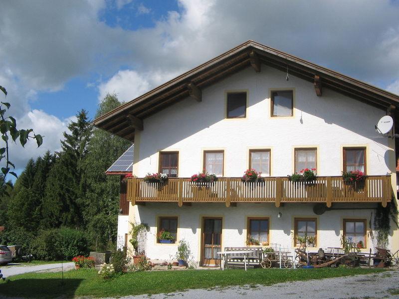 """Bauernhof Veit-Sepp-Hof Ferienwohnung """"Die kleine Schnucklige"""""""