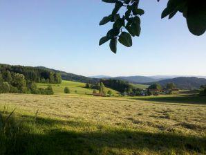 """Bauernhof Veit-Sepp-Hof Ferienwohnung """"Der ruhige Waldblick"""""""