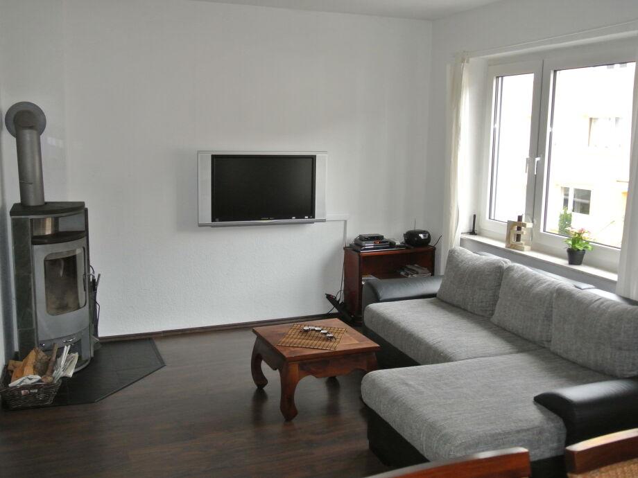 Wohnzimmer - mit Schlafsofa
