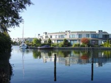 Ferienhaus - sonniges Domizil am Wasser BREKKENSE WIEL 100 - MarinaPark Lemmer -