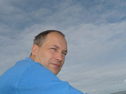 Ihr Gastgeber Thomas Stahl