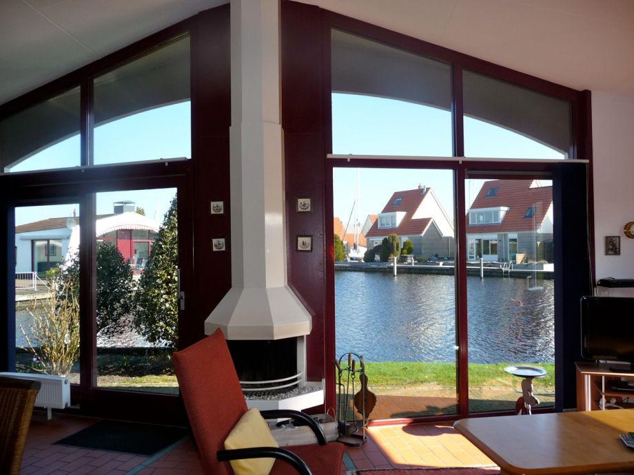 Paradies am Wasser -Haus & Bootsvermietung inLemmer