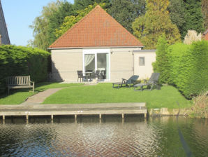 Bungalow on the water