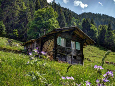 - Kirschbaumhütte