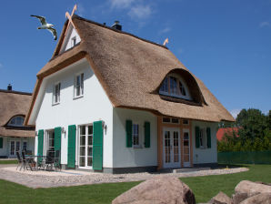 Ferienhaus Drööm unter Reet
