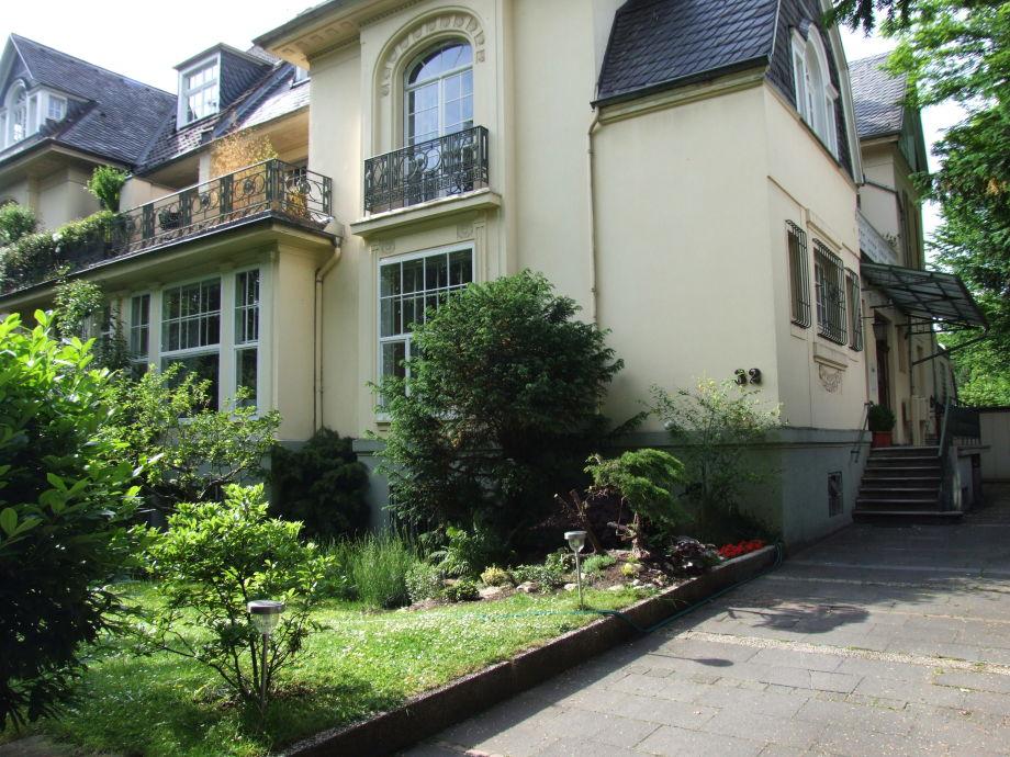 Villa Laeis - Ferienwohnung im Soutterain
