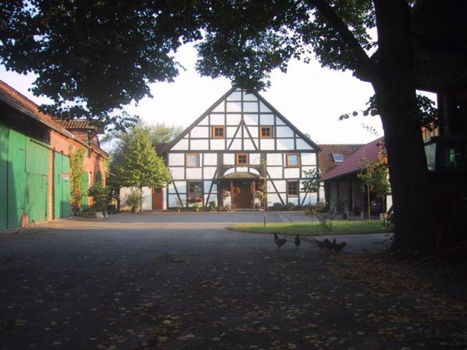 Das Haupthaus von 1785
