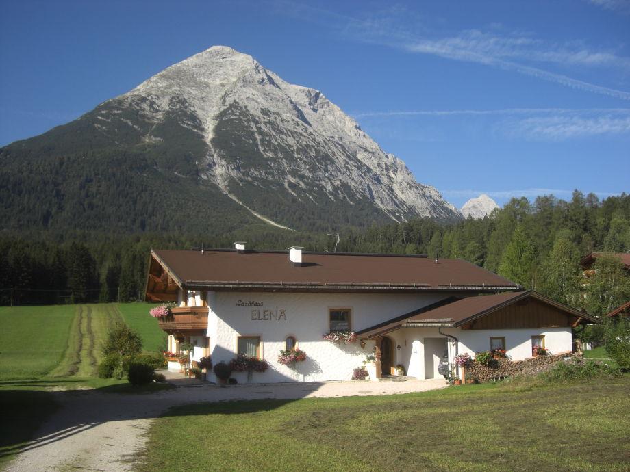 Landhaus Elena im September