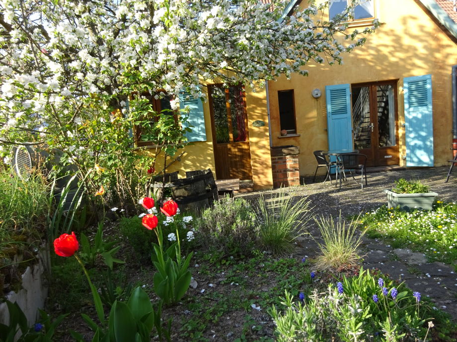 Häuschen Chez mamie mit privatem Garten