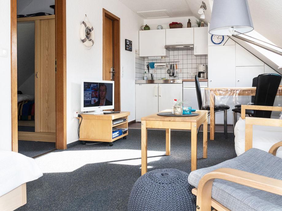 Die Koje, Apartment für 3 Personen