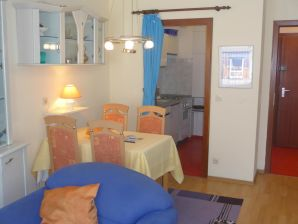 Ferienwohnung 10 II - FeWo mit Meerblick - Nordbalkon - Haus Seeblick