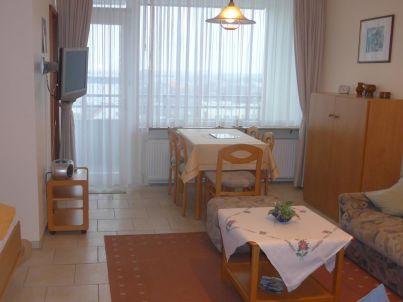 87 - FeWo mit Meerblick - Ostbalkon - Haus Seeblick