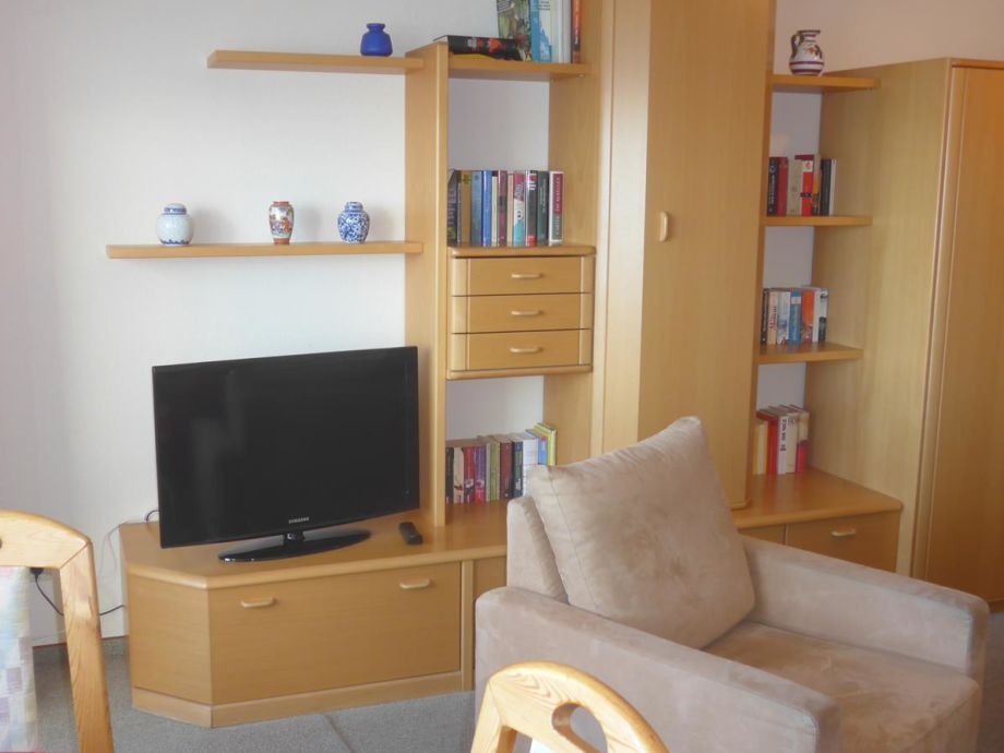 ferienwohnung 54 fewo mit meerblick westbalkon haus. Black Bedroom Furniture Sets. Home Design Ideas