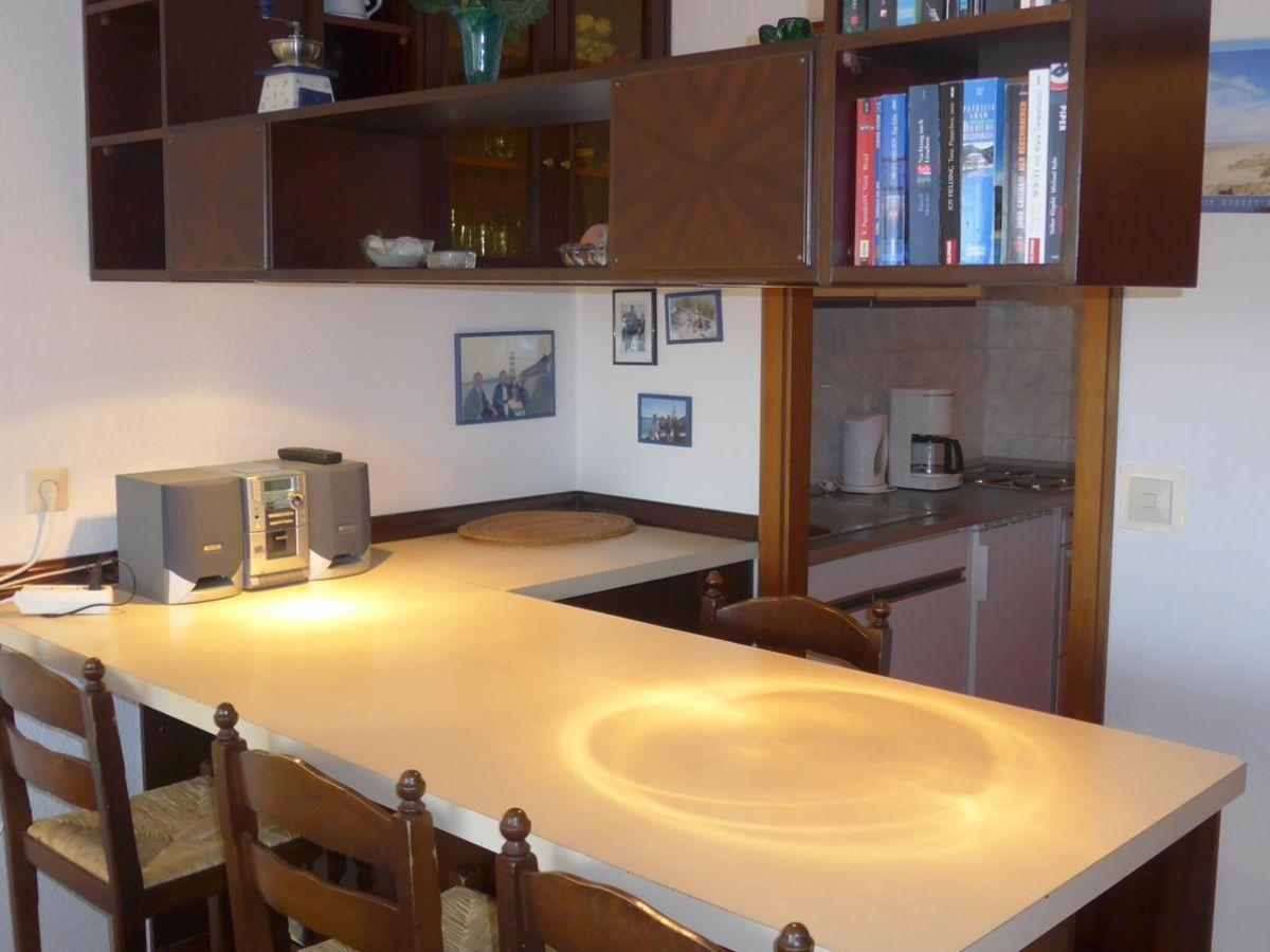 ferienwohnung 74 ii fewo mit meerblick nordbalkon. Black Bedroom Furniture Sets. Home Design Ideas