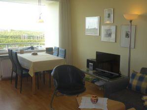 Ferienwohnung 11 II - FeWo mit Meerblick - Südbalkon - Haus Seeblick