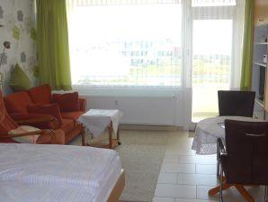 Ferienwohnung 19 - FeWo mit Meerblick - Südbalkon - Haus Seeblick