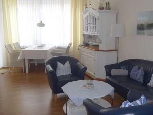 Ferienwohnung 12 II - FeWo mit Meerblick - Nordbalkon - Haus Seeblick