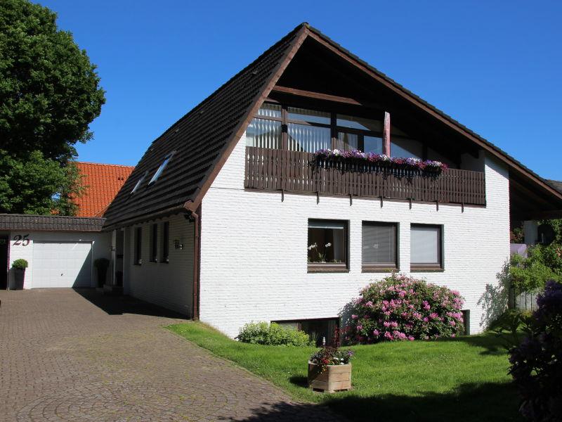Ferienwohnung 3 Haus Danz