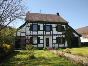 "Holiday house Old rectory ""Eicherscheid"""