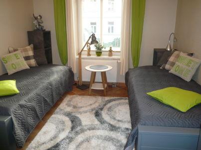 'MOHNBLUME' mit Terrasse 'STADTAPPARTMENTHAUS' mit 2 Schlafzimmer