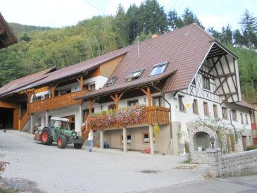 """Ferienwohnung """"Williamsblick"""" auf dem Vogthof"""