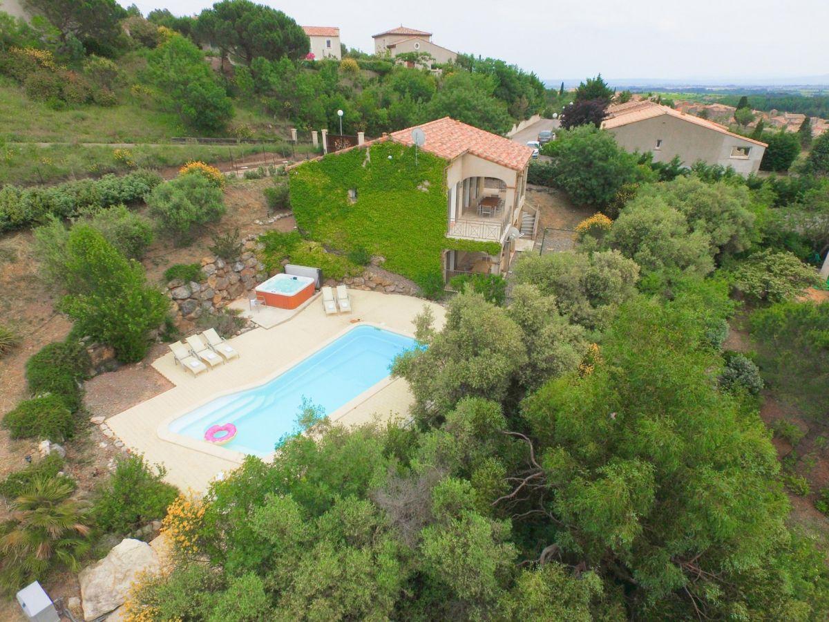 Villa 505 le jardin des olives languedoc roussillon for Villas de jardin seychelles tripadvisor
