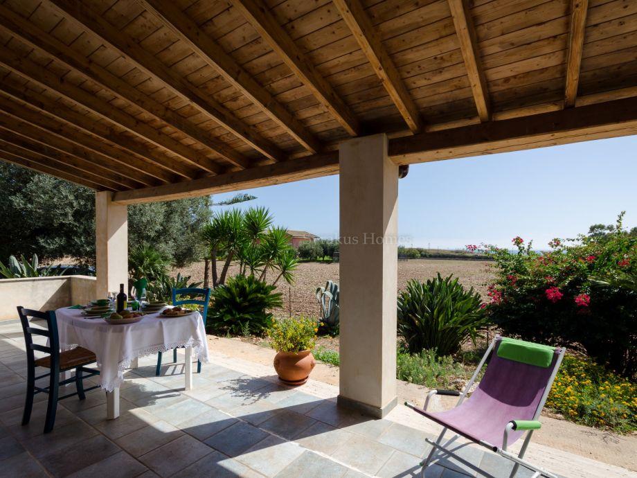 Außenaufnahme Villa del Mare