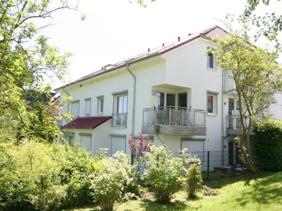 Ferienwohnung Ostsee Lounge Scharbeutz - Außenansicht