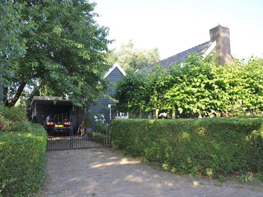 Hofeinfahrt - Casa Sereno
