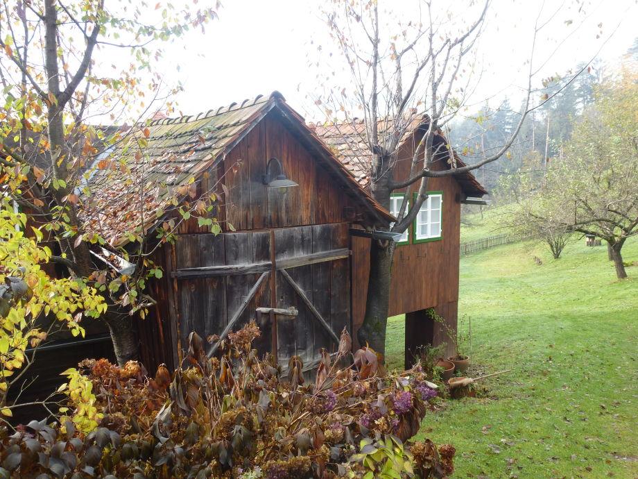 Der versteckte Eingang in der Tennbruck'n