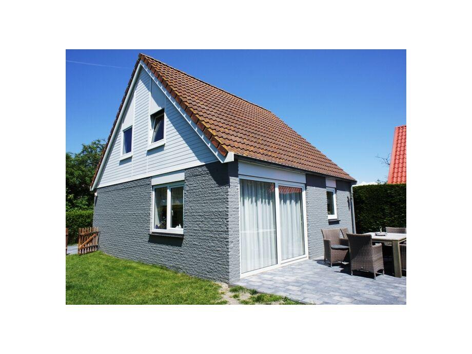 Luxuriöses Ferienhaus Oostkapelle - ZE066