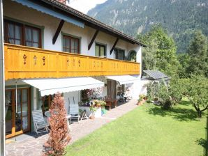 Holiday apartment Zugspitzblick