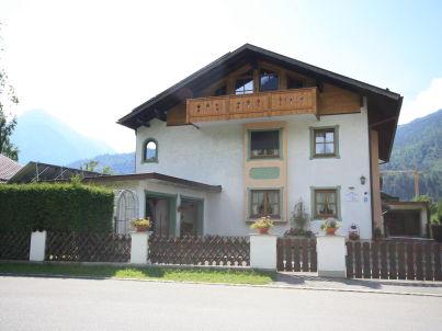 """""""Zugspitzblick"""" im Hause Kundler"""