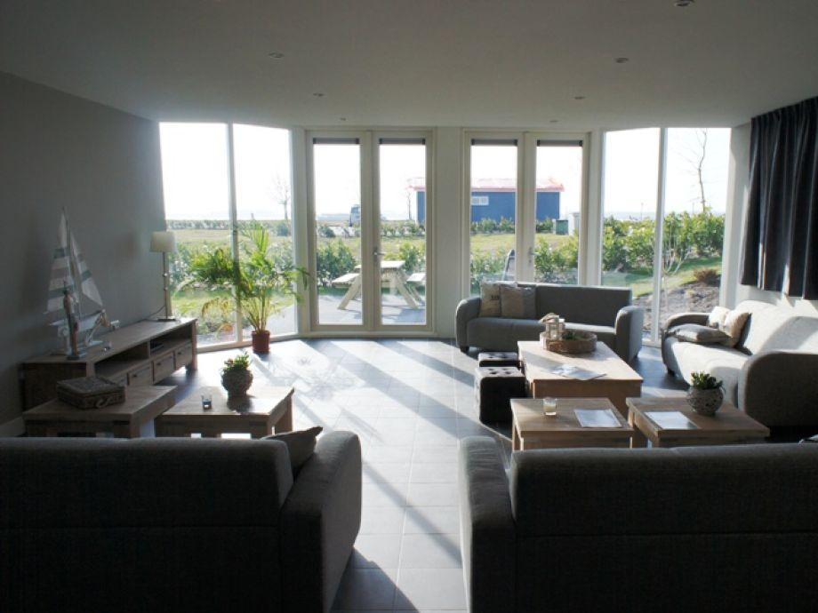 Ferienhaus Dordrecht grosse luxuriöse Gruppenunterkunft - ZH021, Süd ...