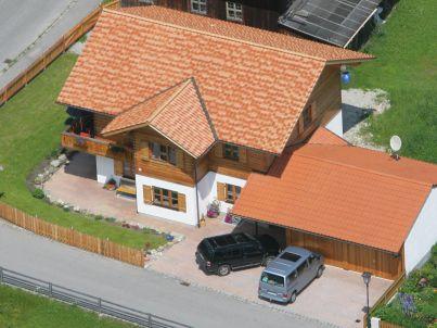 Blau - Ferienhaus Ammergau