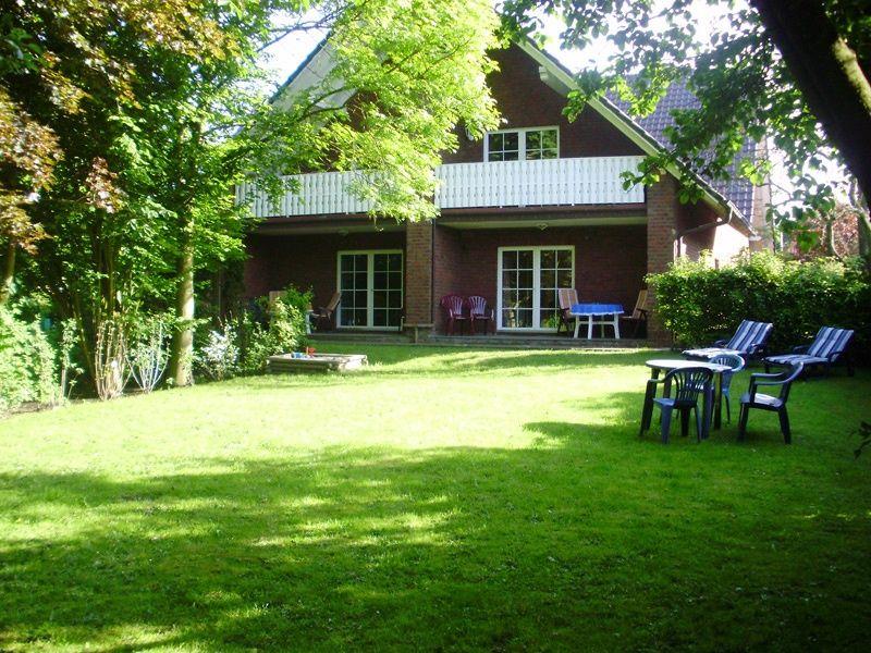 Ferienwohnung II im Gästehaus Hillen