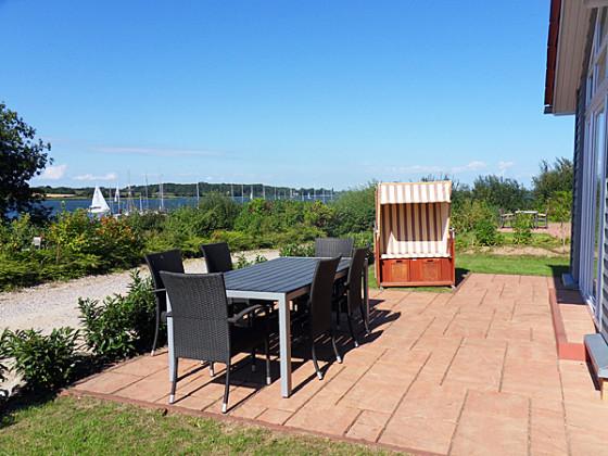 luxus ferienhaus leuchtturm an der schlei ostsee kosel. Black Bedroom Furniture Sets. Home Design Ideas