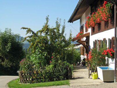 Landhaus Jörg - Familienwohnung