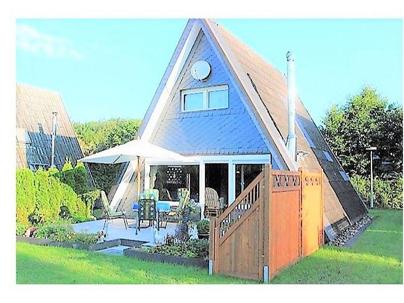 """Ferienhaus """"Strandmuschel"""" im Ostseeresort Damp an der Ostsee"""