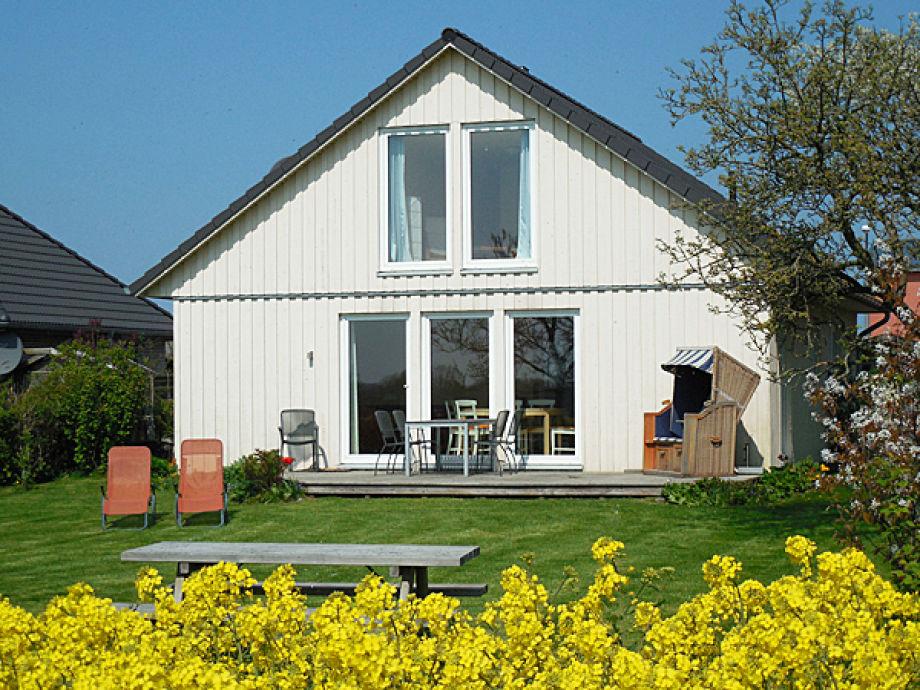 """Ferienhaus """"Strandhaus"""" in Wackerballig an der Ostsee"""