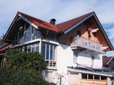 Ferienwohnung Luchshöhle im Ferienhaus Annika