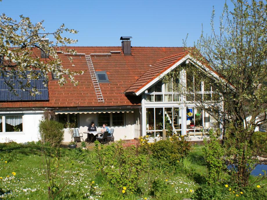 Ferienhaus mit Naturgarten