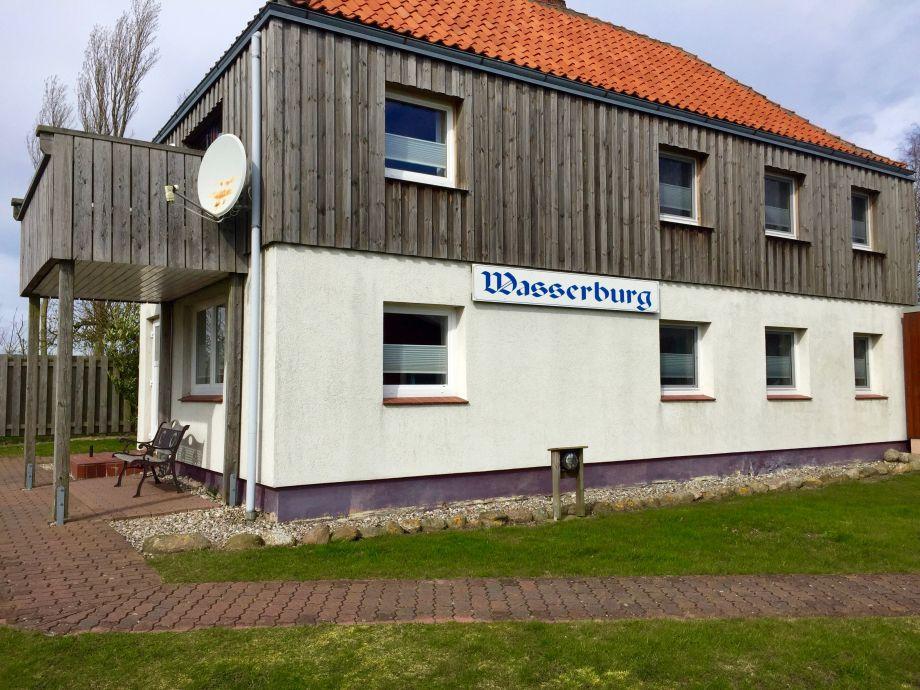 Haus Wasserburg mit zwei identischen Wohnungen