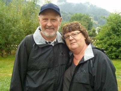 Ihr Gastgeber Werner & Marianne Schug