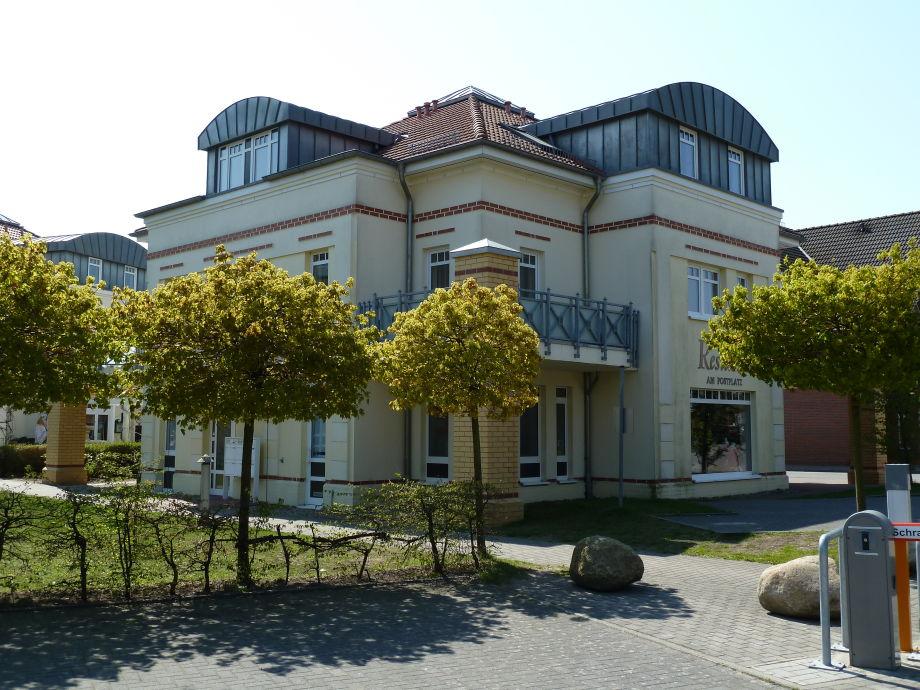 Villa Verena im Sommer