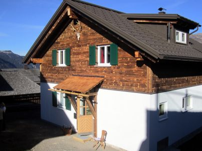 Garfrescha Hütten