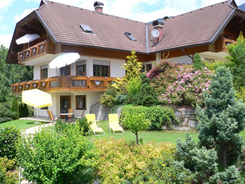 Ferienwohnung der Villa Carinthia