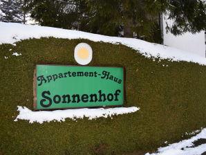 Ferienwohnung C - Sonnenhof