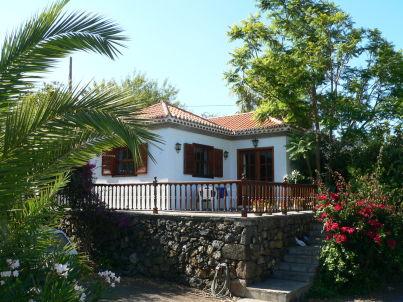 Casa Azul bei Los LLanos