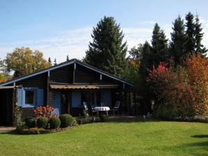 Ferienhaus Heideblockhaus-Erika